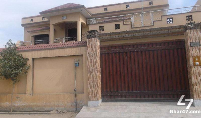 20 MARLA Beautiful House To Sale In Shalimar Colony Multan
