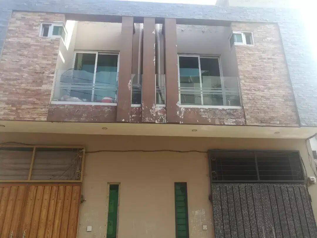 House For Sale 2 Marla Double Unit  In Chungi Amar Sadhu Lahore