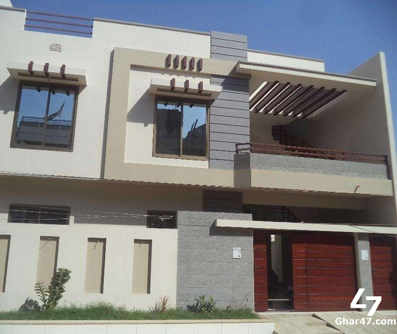 220 YARDS Brand New Bungalow For Sale In Block 3 Gulistan-E-Jauhar Karachi