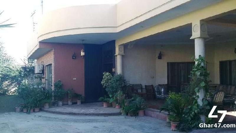 27 Marla House For Sale On Lakhkar khan Road Peshawar