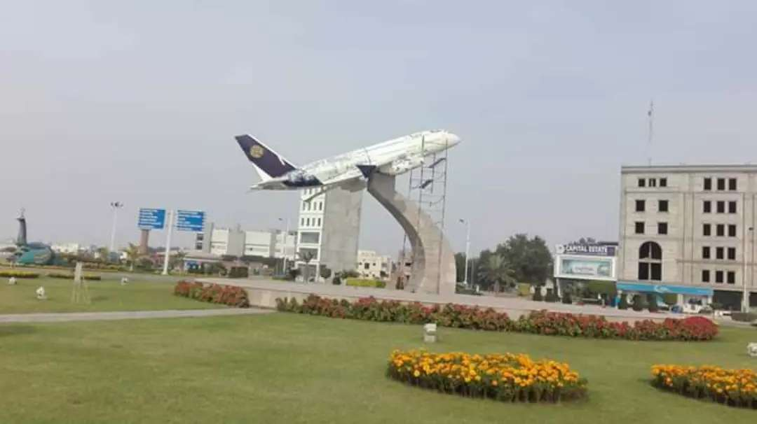 8 Marla Residential Possession Plot for sale in Bahria Orchard Lahore