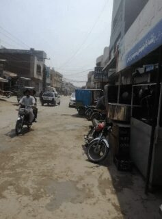 11 Marla Commercial plot (urgent sale) in Johar Town Lahore