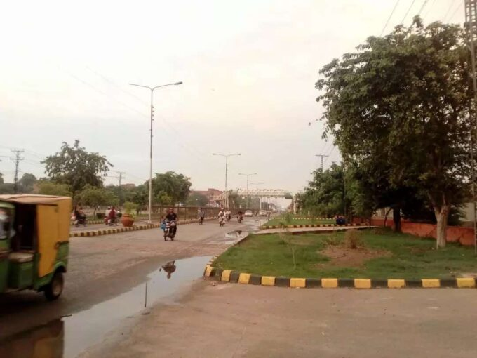 Farooq colony Lahore Cantt