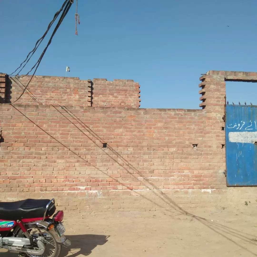 3 Marla Residential Plot For Sale in Jallo botanical park Lahore