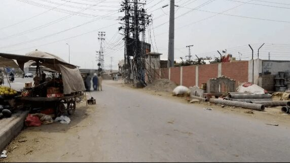 Commercial Plot For Sale In GT Road Lahore