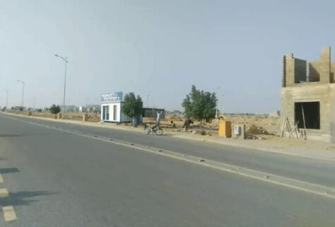Bahria Town Ali Block