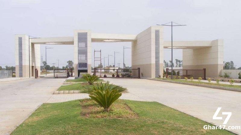 3 Acres Plot For Sale In Industrial Estate Sher Shah Road Multan