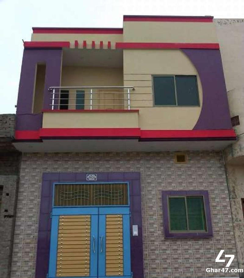 3 Marla House For Sale In Habib Town Sahiwal
