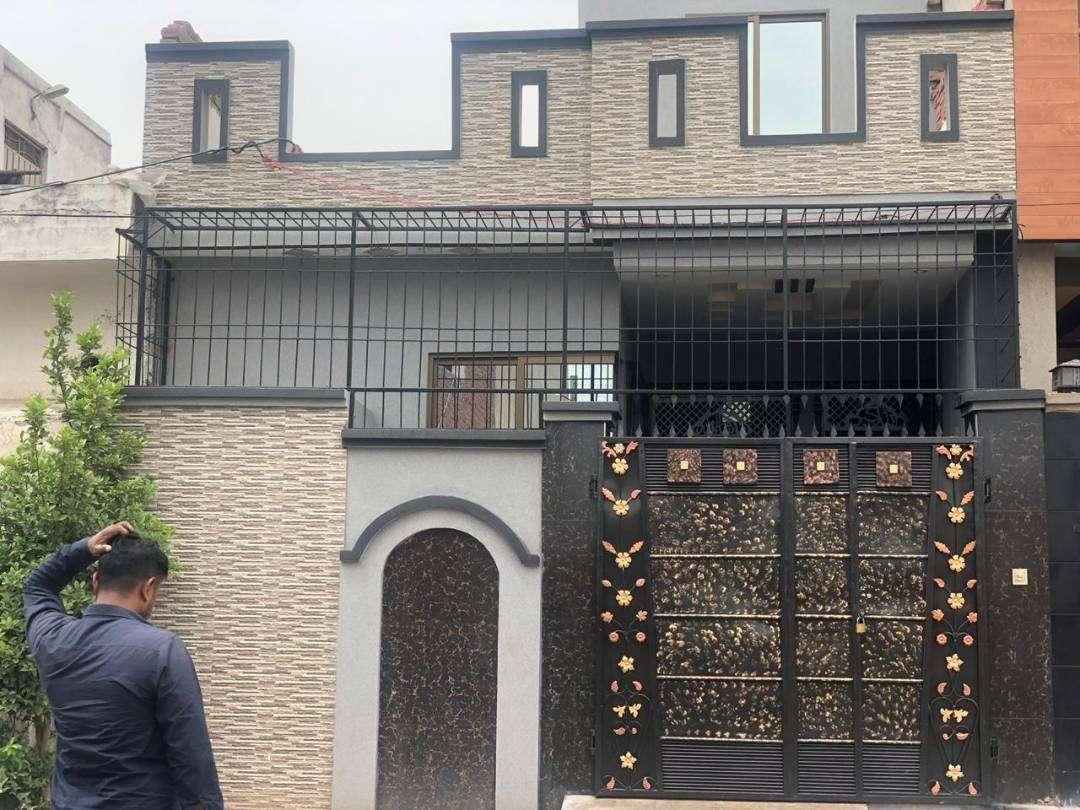 3 Marla House For Sale Single Storey Al-Rehman Garden Lahore