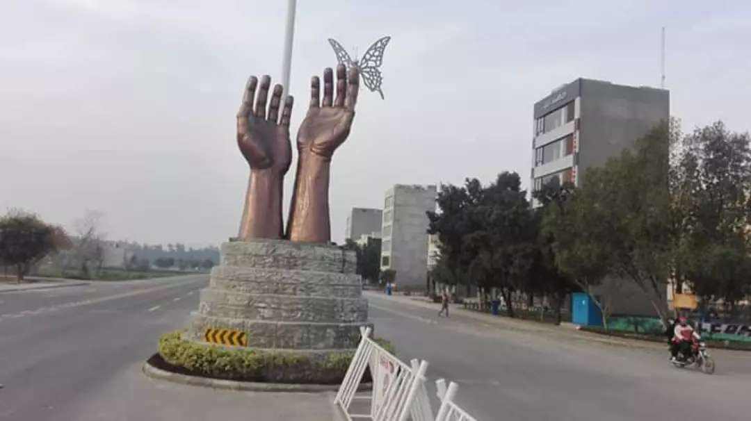 5 Marla Residential Plot for sale in Bahria orchard 753 Eastern Lahore