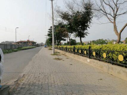 10 Marla plot For Sale in Executive Block Paragon City