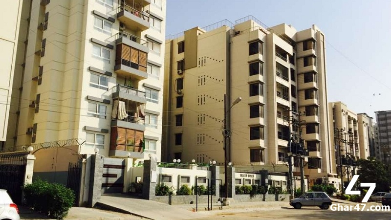 4 BEDROOM FLAT For Sale In Civil lines Clifton Karachi