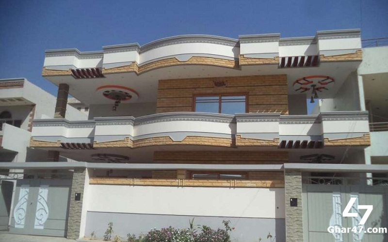 400 YARDS GF Portion For Sale In Block 3 Gulistan-E-Jauhar Karachi