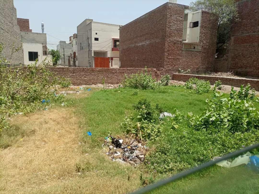 5 Marla Residential Plot For Sale in Chungi number 6 Multan