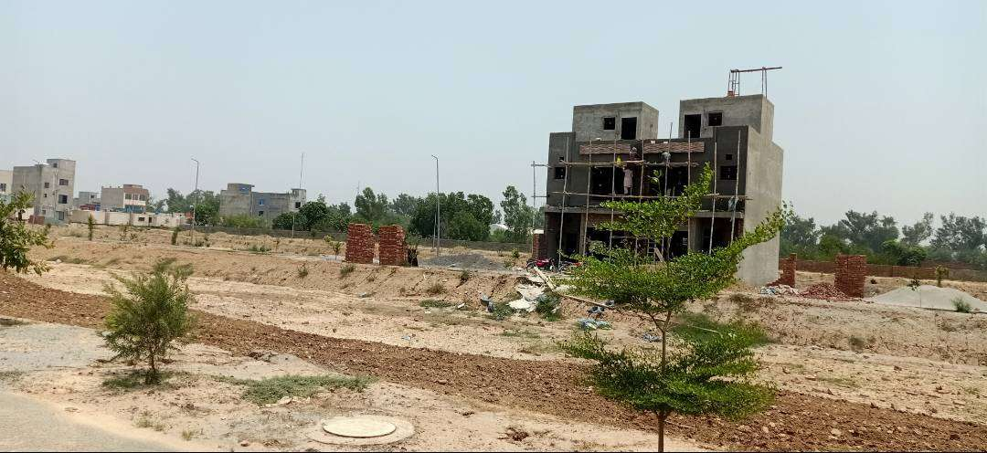 5 Marla Residential Plot For Sale in Al-Kabir town phase II Lahore