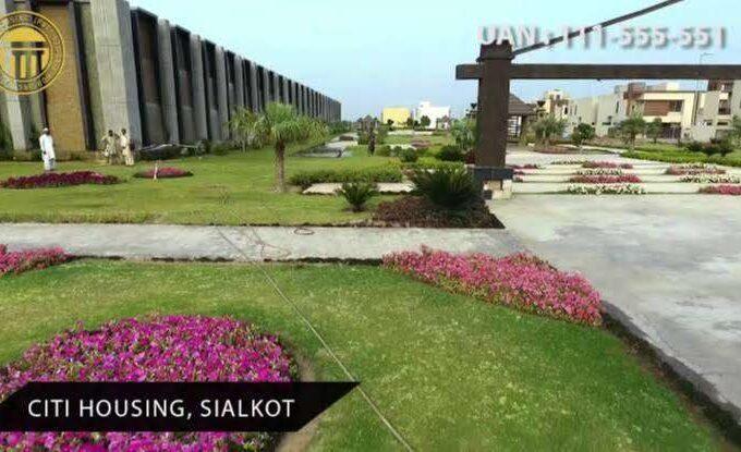 Citi housing Sialkot