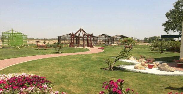 Safari Gardens B-Block Lahore