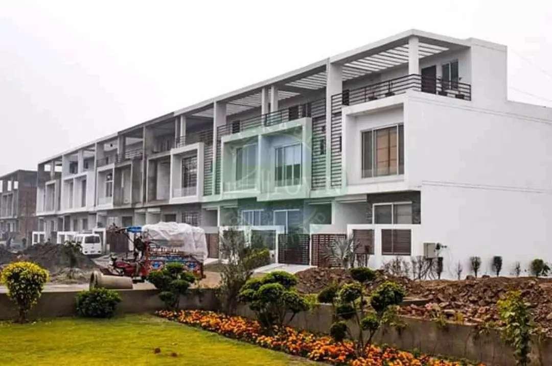 3 Marla Residential Plots for sale on easy installments in Al Kabir Town Lahore