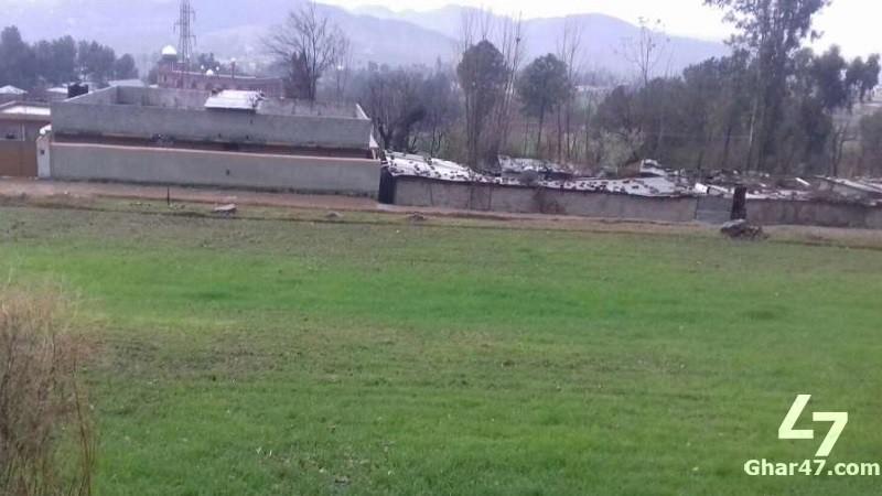 5 KANAL Plot, Main Mansehra Road Abbottabad