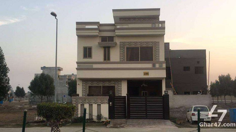 5 MARLA 3 Bed New House For Sale In Citi Housing Gujranwala
