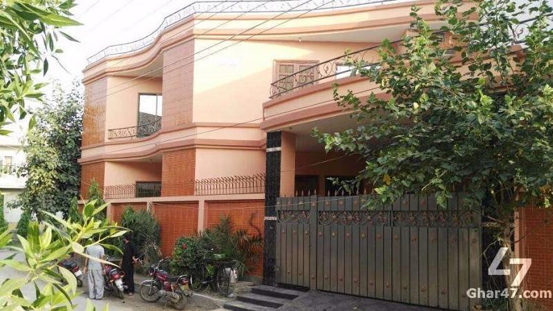 5 MARLA 3 Bedroom House, Gulshan-E-Rehman Faisalabad