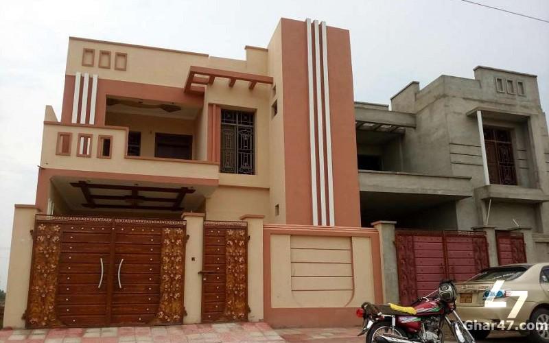 5 MARLA Brand New Elegant House To Sale In Multan