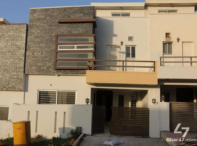 5 MARLA House In Rafi Block Safari Valley Bahria Town Phase 8 Rawalpindi