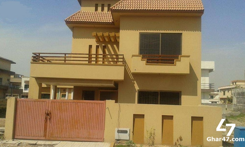 5 Marla 4 BEDROOM House For Sale In PWD Rawalpindi