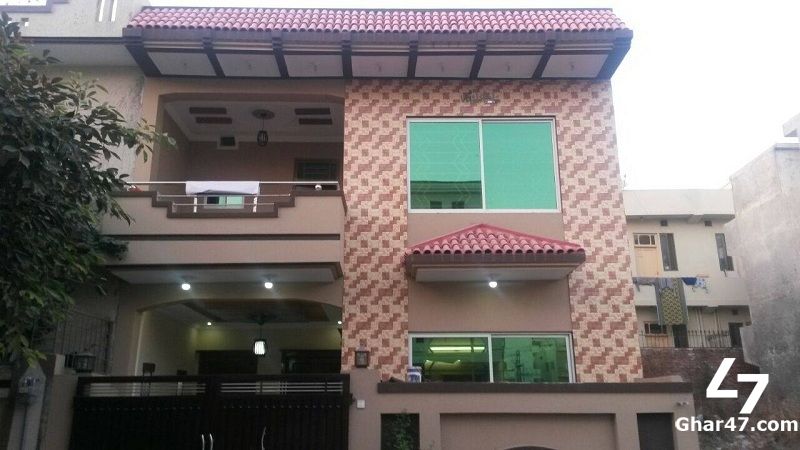 5 Marla Brand New House For Sale In C Block National Police Foundation Islamabad