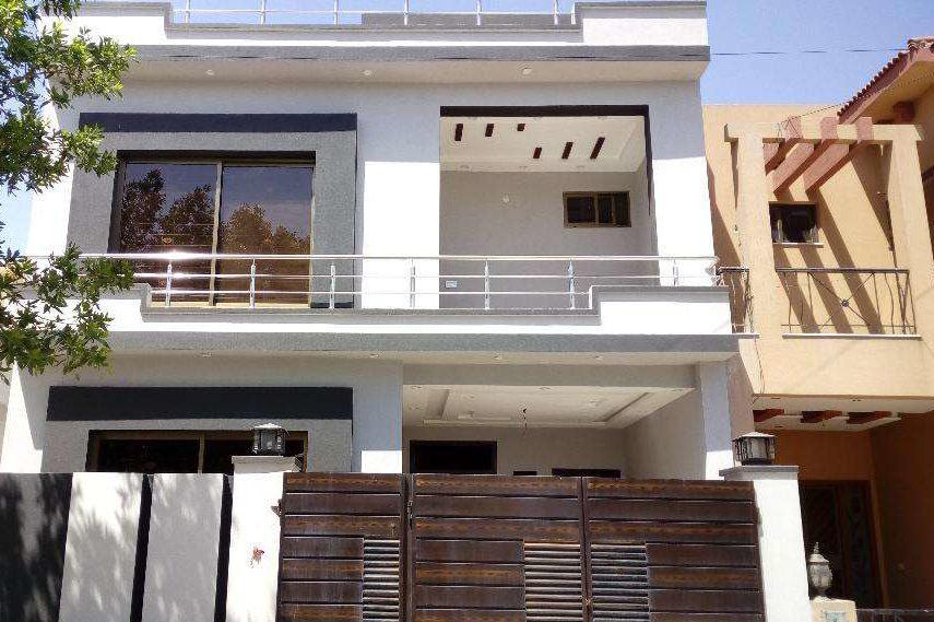 5 Marla Brand New House Park View Villas Lahore