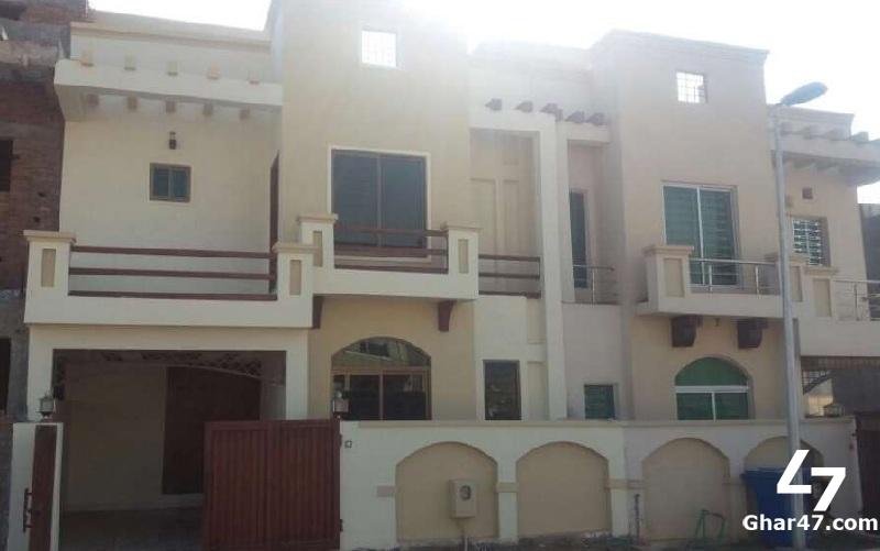 5 Marla House For Sale In Ali Block Safari Valley Bahria Town Phase 8 Rawalpindi