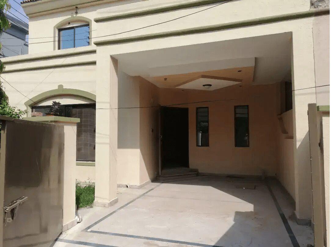 6 Marla House For Sale Elite Villas Society Lahore