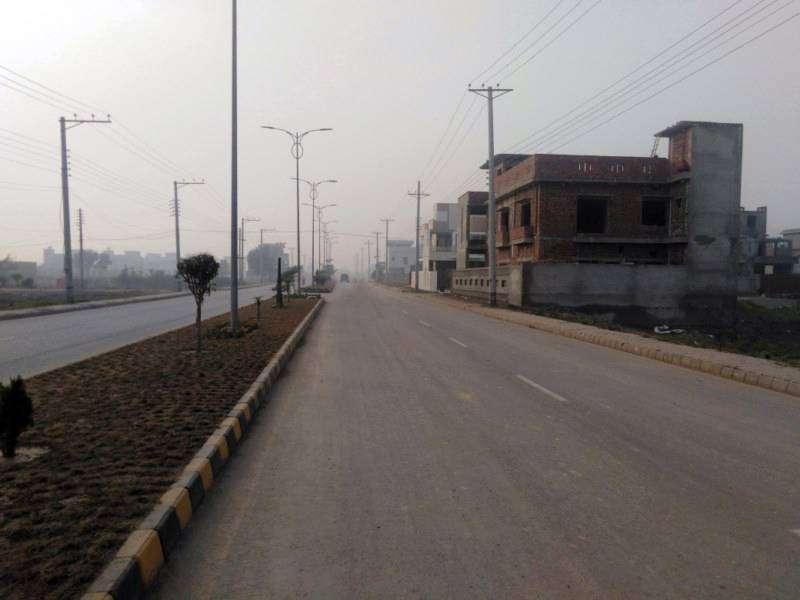 5 Marla Residential Plot for Sale in Al-Rehman Garden Block-C Lahore