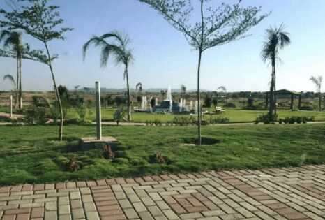 1 Kanal Residential Plot For Sale In Top City Block C Islamabad