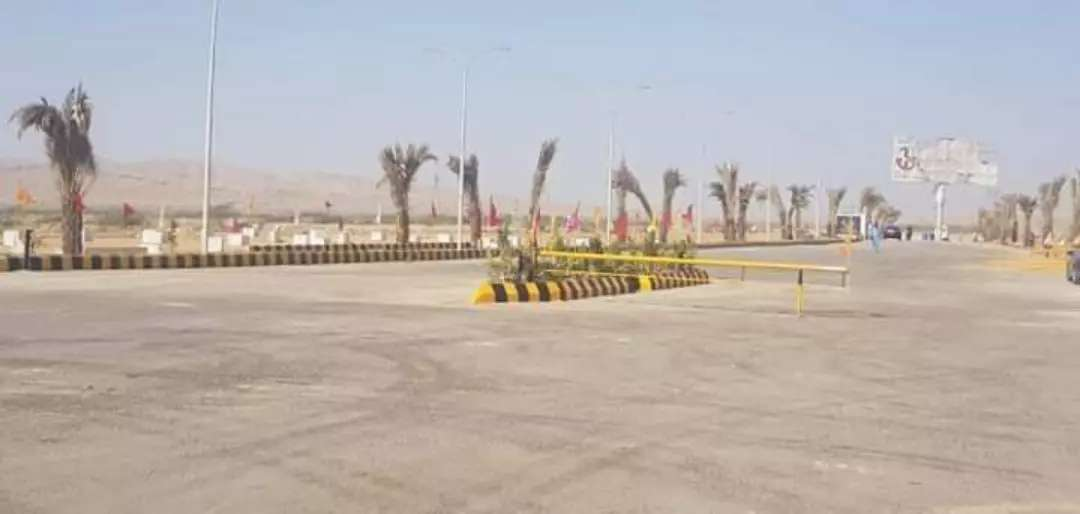 90 Sq Yd Residential Plot For Sale in Pak China Town Karachi