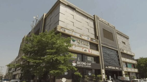 104 Sq ft Shop For Sale In Imperial Mall Paragon City Lahore