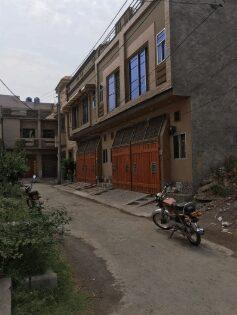 5 Marla Residential Plot For Sale In Lalazar Garden Multan Road Lahore