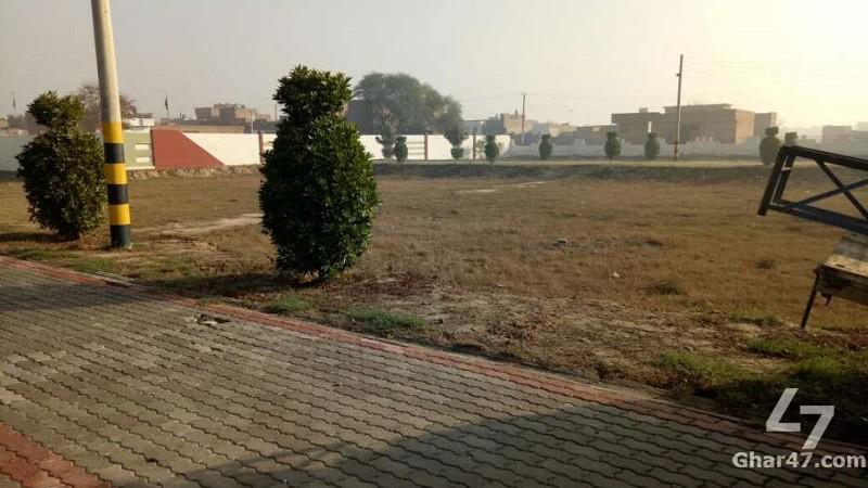 6.5 MARLA Residential Plot, Sahara City Okara