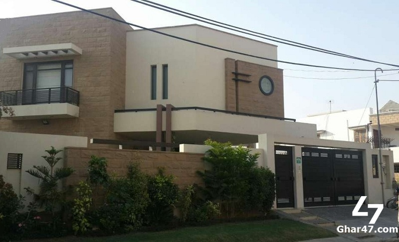 600 SQ YD BUNGALOW For Sale In DHA Karachi