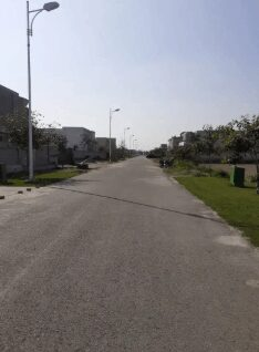 10 MARLA POSSESSION PLOT FOR SALE IN Y BLOCK DHA PHASE 7