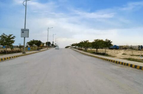 Top city In Block-A Islamabad