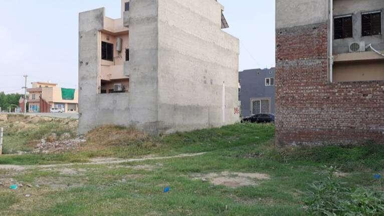 5 Marla Residential Plot For Sale In Eden Boulevard C-Block Lahore