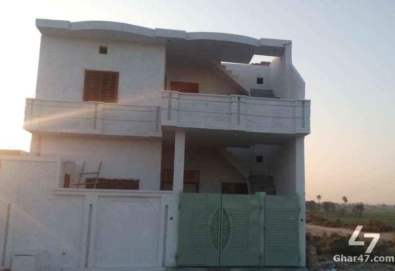7 MARLA House In Government Employees Cooperative Housing Society Bahawalpur