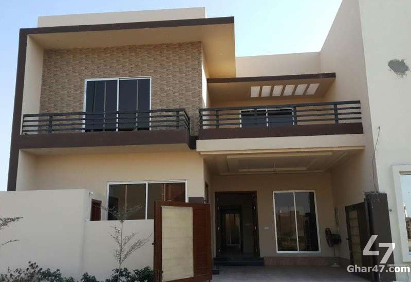 7 MARLA House Is Available To Sale In Model City Faisalabad