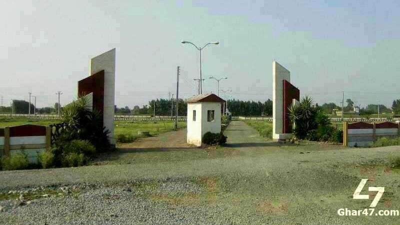 7 MARLA Plot, Mardan Housing Scheme