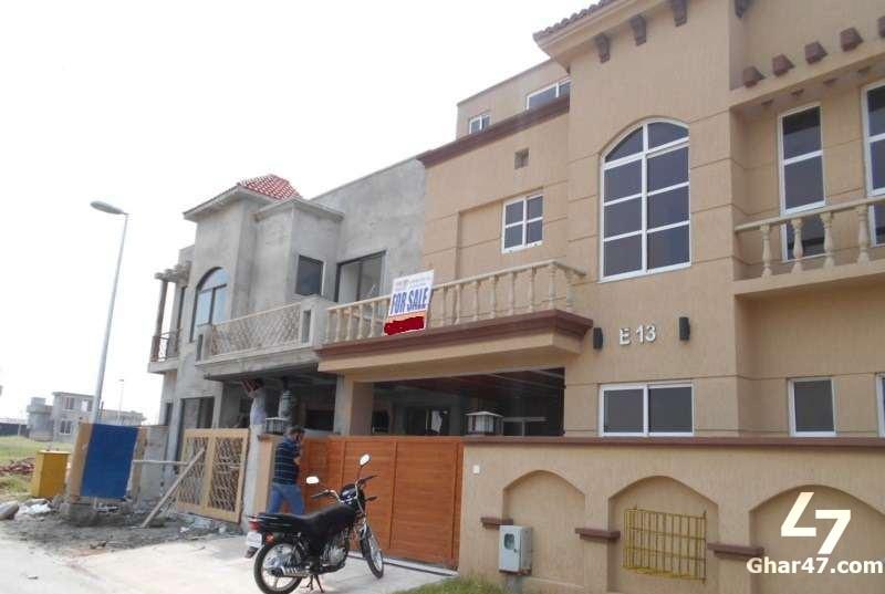 7 Marla House To Sale In Abubakar Block Phase-8 Bahria Town Rawalpindi