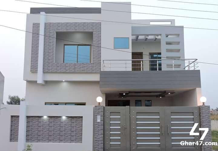 7 MARLA HOUSE For Sale In Al Raheem City Okara