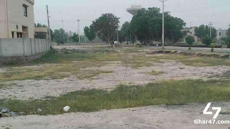 7.86 MARLA Residential Plot, Buch Executive Villas Multan