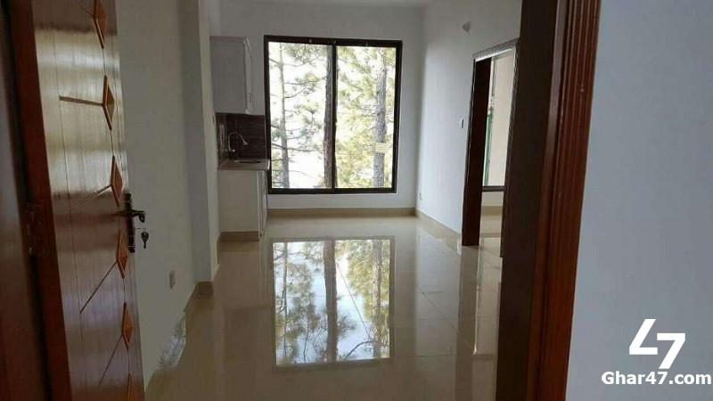 726 SQ FT 2 Bedroom Flat, New Murree Near Patriata Chair Lift