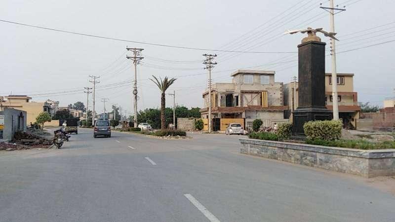 3 Marla Residential Plot for Sale In Al-Rehman Garden Phase-2 Block-F Lahore